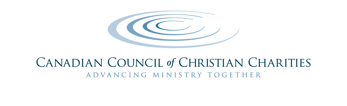 Member of the Canadian Council of Christian Charities