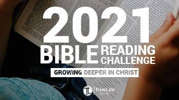 2021 Bible Reading Challenge